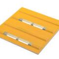 薄型ソーラービーコン内蔵点字ブロック