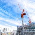 建設現場の写真